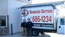 Peoria Seamless Gutters