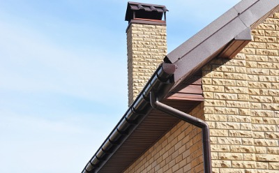 A clean gutter after receiving Gutter Cleaning Service in Peoria IL